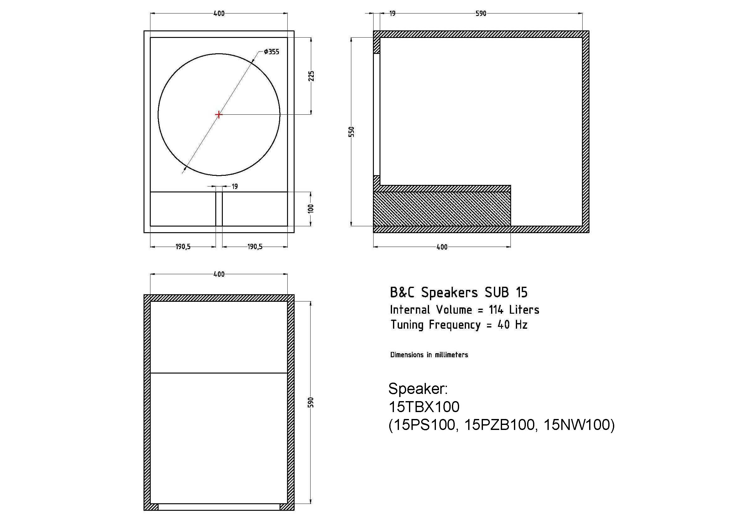 8 Inch Subwoofer Box Design Plans on car subwoofer wiring